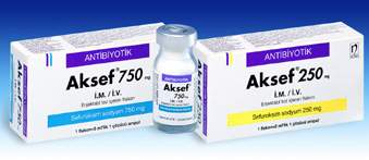 �la� Foto�raf�: Aksef 500 Mg 14 Film Tablet