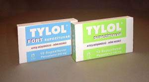 Tylol Hot Poşet 500 Mg