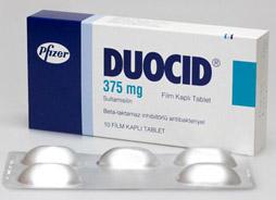 �la� Foto�raf�: Duocid 375 Mg 10 Tablet