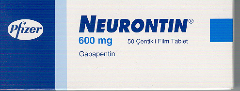 �la� Foto�raf�: Neurontin 600 Mg 50 �entikli Film Tablet