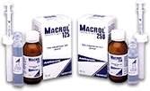 �la� Foto�raf�: Macrol 250 Mg/5 Ml 100 Ml Susp