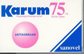 �la� Foto�raf�: Karum 75 Mg 28 Film Tablet
