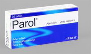 �la� Foto�raf�: Parol 500 Mg 20 Tablet