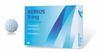 �la� Foto�raf�: Aerius 5 Mg 20 Film Tablet