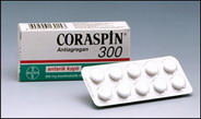 �la� Foto�raf�: Coraspin 300 Mg 30 Tablet