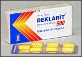 �la� Foto�raf�: Deklarit 500 Mg 14 Film Tablet