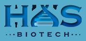Hasbiotech İlaç San. ve Tic. A.ş. Logosu