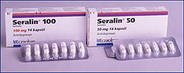 �la� Foto�raf�: Seralin 50 Mg �entikli 14 Film Tablet