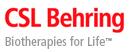CSL Behring Biyoterapi İlaç Dış Tic. A.Ş. Logosu