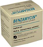 �la� Foto�raf�: Benzamycin Topikal 46,6 Gr Jel