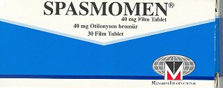 �la� Foto�raf�: Spasmomen 40 Mg 30 Film Tablet